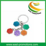 ロゴの魅力的な記念品の金属Keychain