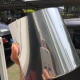 Enduit électrostatique de poudre de peinture de jet d'effet d'argent de chrome de miroir de lustre de Hsinda 487%