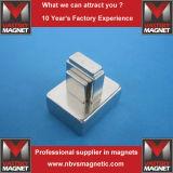 Magnet NdFeB gebildet vom permanenten seltene Massen-magnetischen Puder