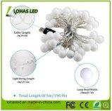 indicatore luminoso caldo della stringa del USB LED di bianco di 5m/16FT per la decorazione di cerimonia nuziale del partito