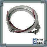 """Azote ampliamente utilizado los 4FT de Condiut de los azotes del acondicionador de aire de 3/4 """" cableado del rectángulo de la desconexión de la CA"""
