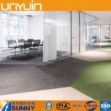 Pavimentazione tessuta generosa e bella del vinile del PVC della moquette