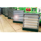 '' автоматическое окно воздуховода 1060mm/42 Shutters циркуляционный вентилятор для дома/земледелия цыплятины