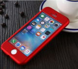 Le cas de la pleine couverture 360 pour l'iPhone 6 360 enferment, pour l'affaire 360 de l'iPhone 6, pour l'affaire de l'iPhone 6s 360 degrés