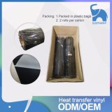 Vinilo de transferencia de calor de PVC de 50cm * 25m weeding fácil para la camiseta
