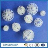 Grande esfera de superfície de plástico, bola oca policíaca para purificação de água