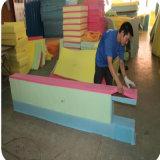 Кровать софы неподдельной кожи типа Кореи самомоднейшая для живущий мебели комнаты - Fb8045