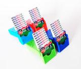 Cartões de papel do reenchimento para a ponte que oferece a caixa