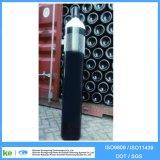 Cilindro de gás do oxigênio do aço ISO9809 sem emenda