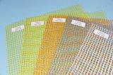 Maille concrète de imperméabilisation de fibre de verre de renfort de maille de fibre de verre/maille de fibre de verre