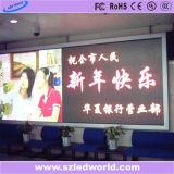 P4 광고를 위한 실내 풀 컬러 LED 영상 벽면 (세륨, RoHS, FCC, CCC)