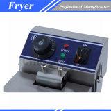 Friteuse électrique à réservoir unique à vendre (DZL-081B)