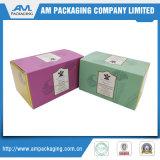 Piccolo contenitore pieghevole di contenitori di carta di imballaggio per alimenti per i biscotti del forno dell'ananas