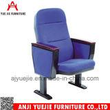 최고 가격 교회 의자 덮개 파란 직물 Yj1616b