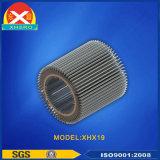 Usine personnalisée de l'alliage d'aluminium 6063 de radiateur de DEL