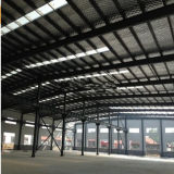 Одиночное здание стальной структуры пяди/портальная рамка стальное Stuctture/стальная структура здания