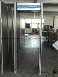 Caminhada barata da zona do detetor de metais 6 através do detetor da segurança do corpo do detetor de metais
