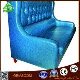 Sofà sezionali della barra della mobilia della casa della mobilia commerciale della barra con il cristallo