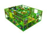 2016 Blatt-Serien-Kinder verwendeten Plättchen-Spirale-Plättchen-Innenspielplatz
