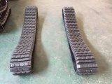 Rubber Sporen voor RC30 de Compacte Lader van het Spoor Asv