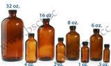 28-400 غطاء فينوليّ مع [ف217] أنابيب لأنّ زجاجيّة بوسطن زجاجات 28-400