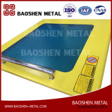 Клиент-Ориентированное точное изготовление металлического листа формируя части машинного оборудования сделанные вполне оборудованием