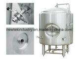 Fabbrica di birra Brite dell'acciaio inossidabile Serbatoio-Singola