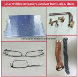 Saldatrice del laser per i telai dell'ottica di titanio, i blocchi per grafici del monocolo ed i contenitori di batteria