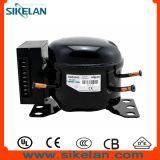 새로운 디자인 DC 압축기 Qdzh35g 12V 24V 차 냉장고 또는 냉장고에 의하여 이용되는 R134A Lbp Mbp