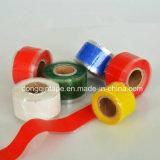 Лента силиконовой резины водоустойчивой собственной личности сплавляя с 0.5mmx25mmx3m для протекая труб