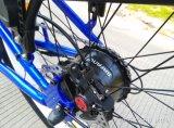 visualización sin cepillo de aluminio de Ebike LCD del motor de la batería de litio de Fram del Hummer de 48V 500W Ebike En15194 de la bici eléctrica de alta velocidad de la montaña