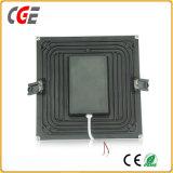 Dünnes Quadrat eingebettete Instrumententafel-Leuchte des Epistar Chip-595*595mm LED