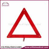 135g車の自動車の安全性の反射警告の三角形