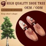 En bois personnalisé réglable Deux tubes Shoe Shoe Shoe Shoe