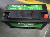 Bateria de carro global 58827mf-DIN88 da qualidade de Coreia da fabricação de Koyama