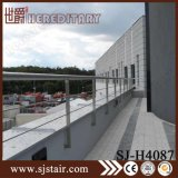 """Sistemi di inferriata della piattaforma del cavo dell'acciaio inossidabile di altezza del cavo 42 di Dia3mm """" (SJ-H1216)"""
