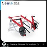 De Apparatuur &#160 van de Gymnastiek van de geschiktheid; Valt de Geladen Hurkzit van de Sterkte van de hamer Plaat os-H044 uit