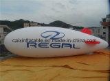 Logo Impreso Publicidad inflable del helio Dirigible de Promoción
