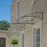 Pabellón plástico de la puerta DIY del policarbonato al aire libre económico de Hotsale (YY800-C)