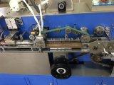 Máquina plástica de la esponja de algodón del palillo con el embalaje y la sequedad