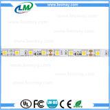 La corriente constante IP65 impermeabiliza la luz de tira elegante de 5050 flexibles LED