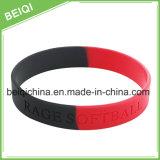 """braccialetto di gomma del silicone di 1/2 """"/per la promozione"""