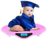 ABS het Wegen van het Huisdier van de Baby Schaal, de Schaal van het Huishouden, de Elektronische Schaal van het Lichaam
