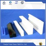 Pièces de rechange en plastique mécaniques de la construction UHMWPE