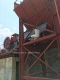 50-500tphはコンクリートおよびアスファルト区分のプラントのための生産ラインを集約する