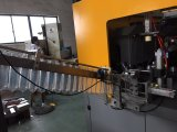 自動ペットびんの吹く機械