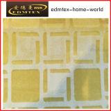 In reliëf gemaakt Fluweel 100% de TextielStof van de Polyester (EDM5100)