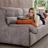 Sofà sezionale di disegno moderno con il tessuto di alta qualità per il salone Furniture-G7606A