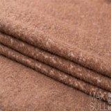 Tessuto di /Polyester delle lane con buona elasticità per l'autunno in Brown