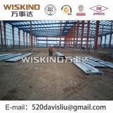 Stahlkonstruktion-Werkstatt des Erdbeben-Beweises vorfabriziert
